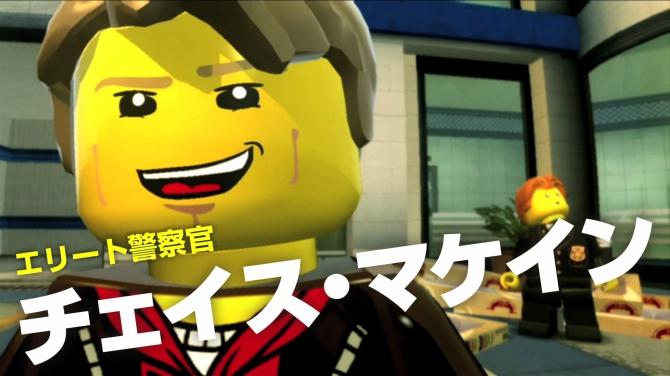 Wii U『レゴシティ アンダーカバー』のプレイ動画が公開  Wii Uで2013年7月25日に
